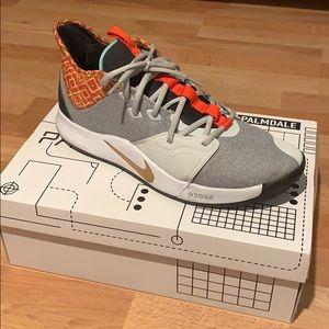 Nike PG 3 BHM size 12